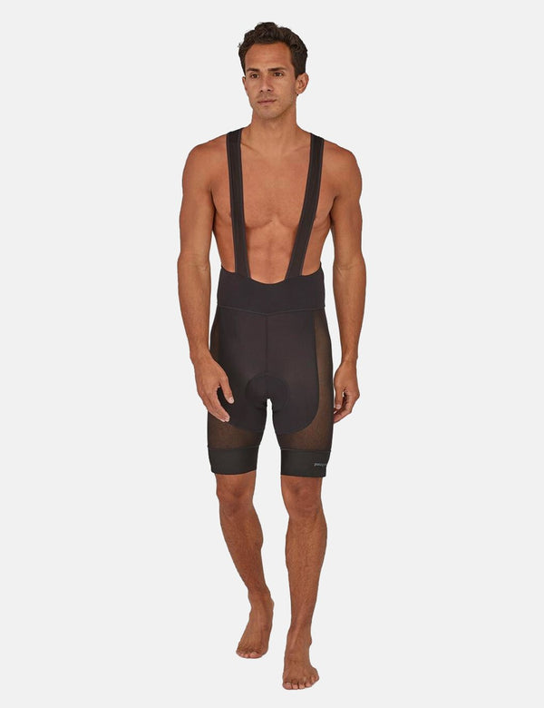 Patagonia Endless Ride Cycling Bib Shorts - Black