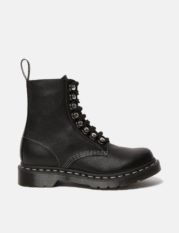 Dr Martens 1460 Pascal Hardware Boot (26104001) - Black