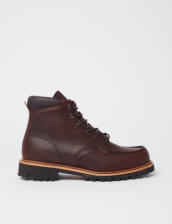 "Red Wing Sawmill 6""Boot (2927) - Briar Brown"