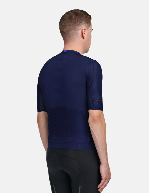 MAAP Stealth Race Fit Jersey - Ink Blue