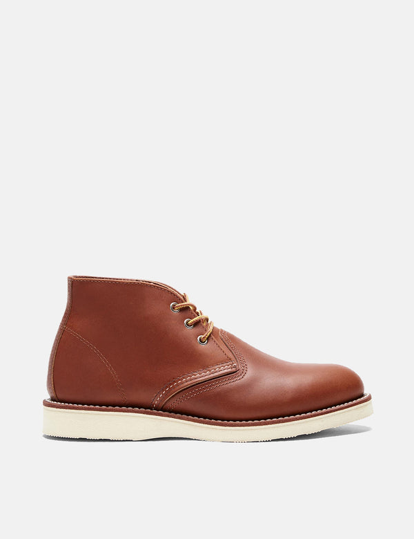 Red Wing Chukka Boot 3140 (Leather) - Tan