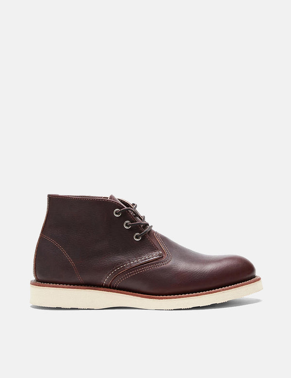 Red Wing Chukka Boot 3141 (Leather) - Brown
