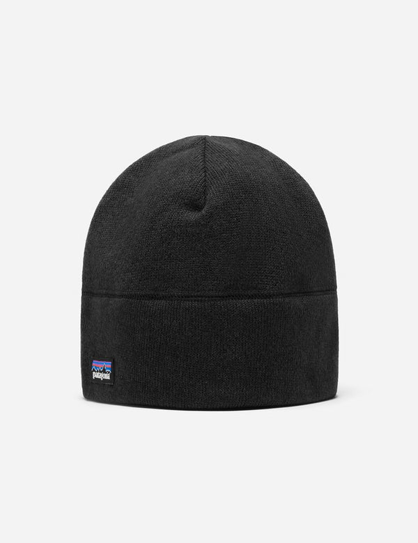 Patagonia Better Sweater Beanie Hat (Fleece) - Black