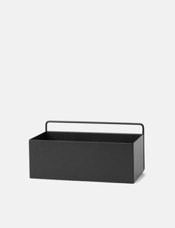 Ferm Living Wall Box (Rectangle) - Black