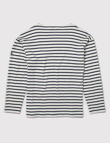 Armor Lux Loctudy Breton T-Shirt - Nature/Navy - Article