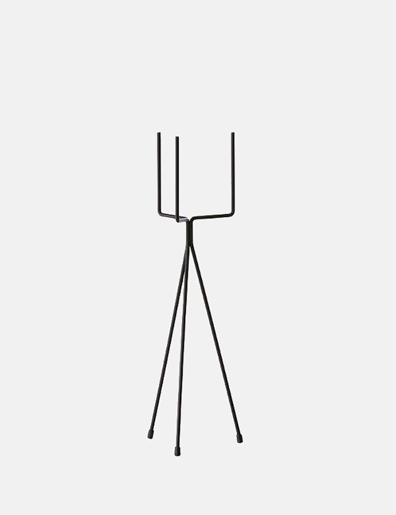 Ferm Living Plant Stand (Low) - Black