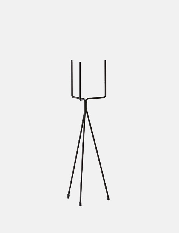 Ferm Living Plant Stand (Low-Medium) - Black
