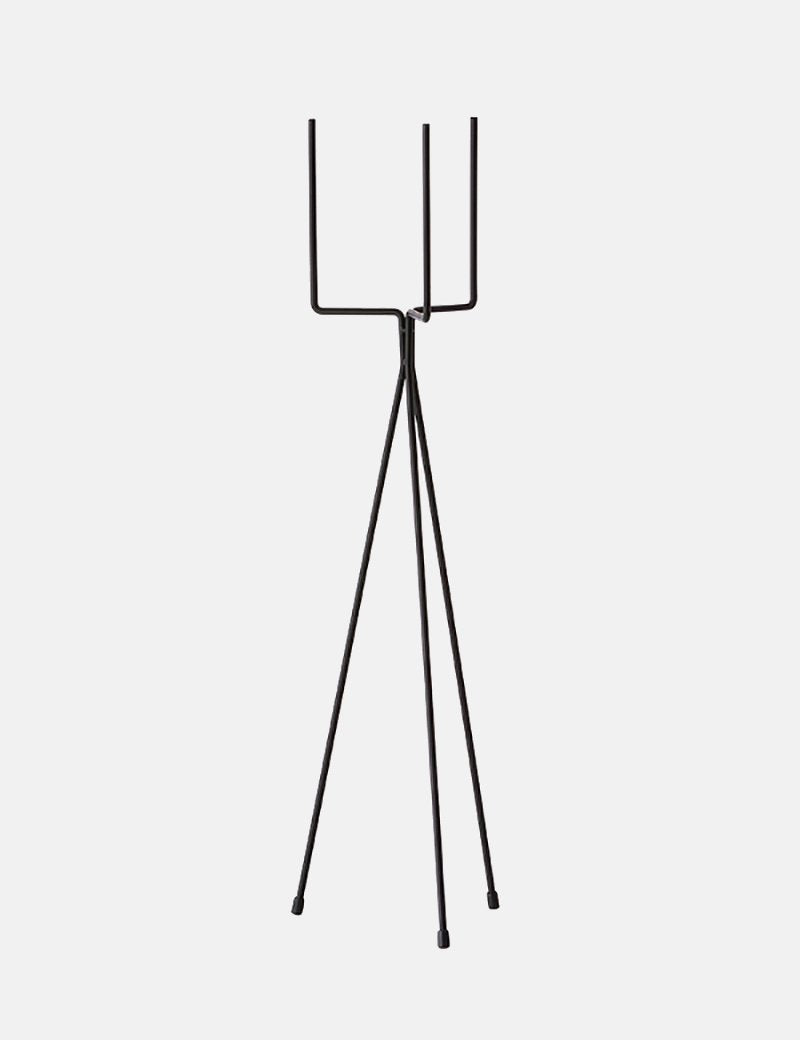 Ferm Living Plant Stand (High-Large) - Black