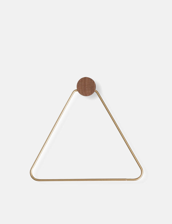 Ferm Living Toilet Paper Holder - Brass