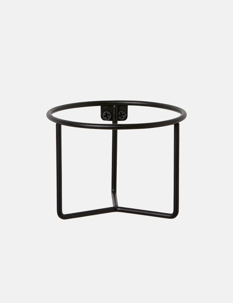 Ferm Living Wall Plant Holder - Black