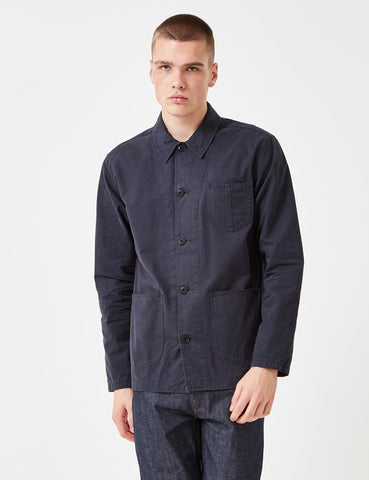 Albam Loco Work Jacket - Dark Navy - Article