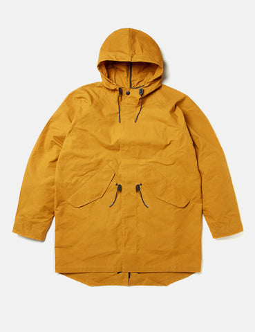 Albam M-51 Fishtail Parka - Beeswax - Article