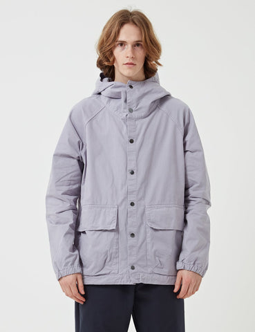 Albam Smock Jacket - Lavender Fog - Article