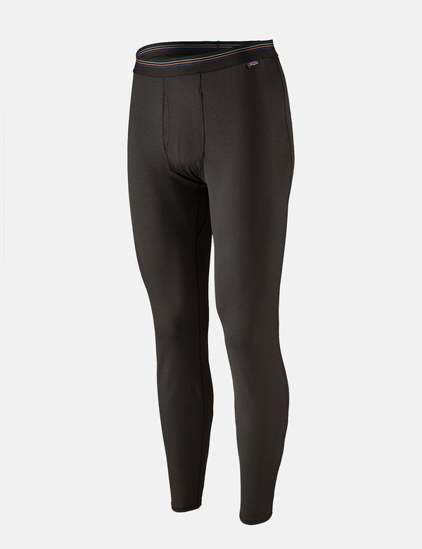 Patagonia Capilene Midweight Running Tights - Black
