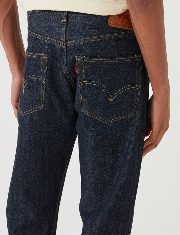 Levis Vintage Clothing 1947 501 Jeans - Rinse