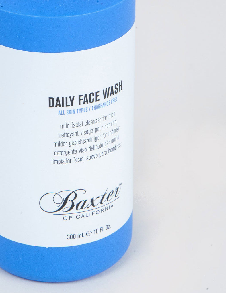 Baxter of California Daily Face Wash - 300ml - Article