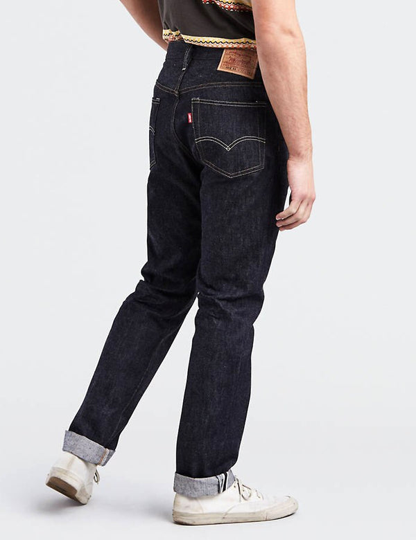 Levis Vintage Clothing 1954 501 Jeans - Rigid