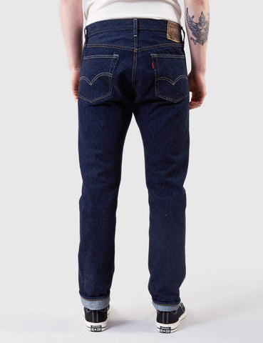 Levis Vintage Clothing 1954 501 Jeans - New Rinse