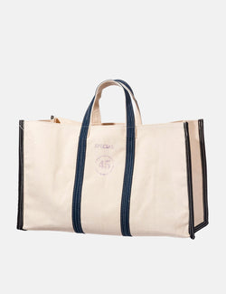 Puebco Market Tote Bag 45 (Large) - Off White