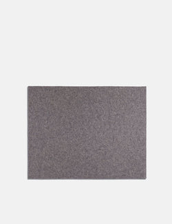 Hay Place Mat - Dark Grey
