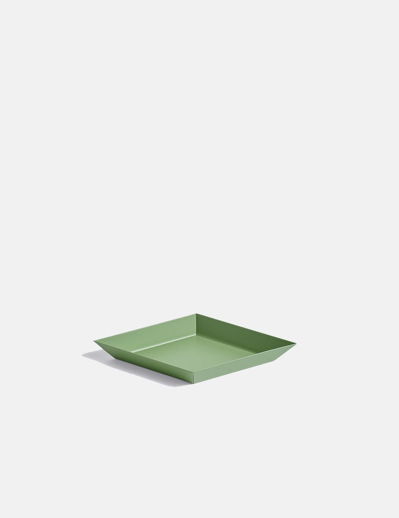Hay Kaleido Tray (X-Small) - Olive Green