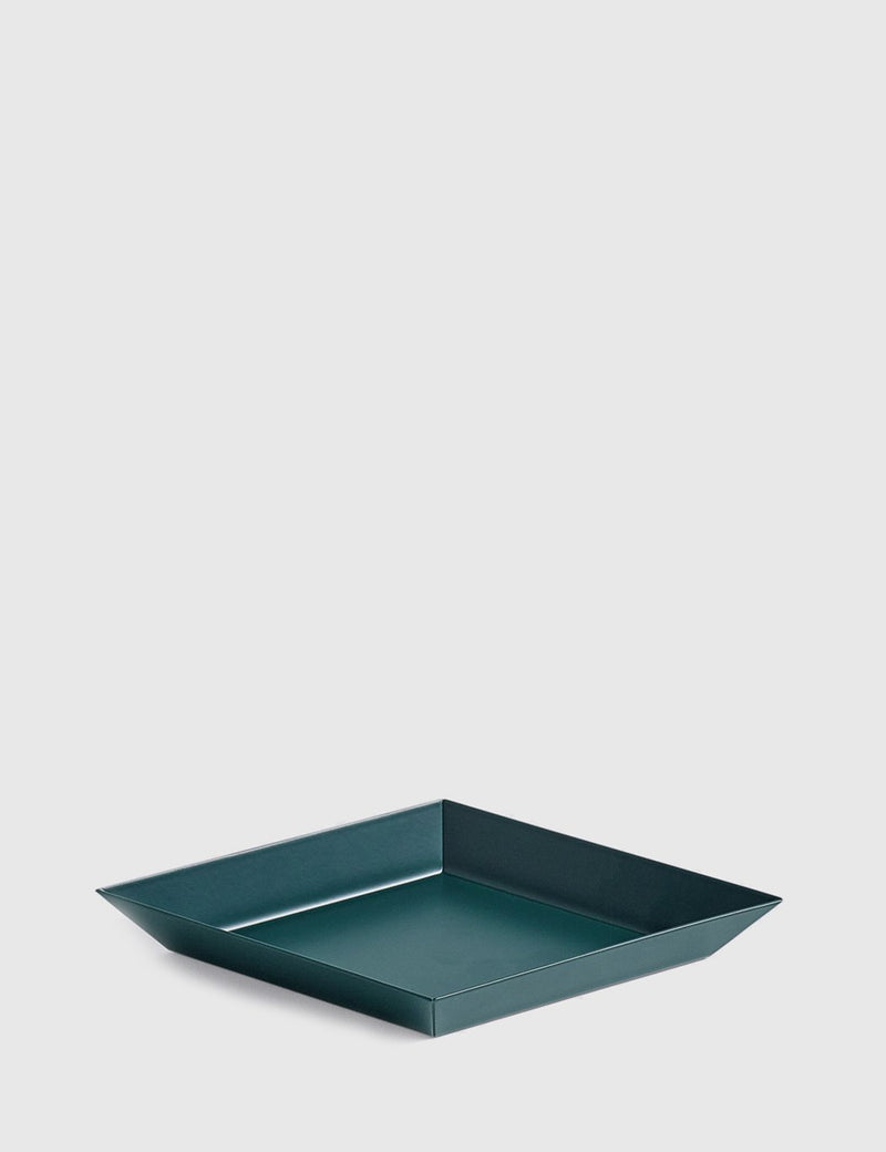 Hay Kaleido Tray X-Small - Dark Green