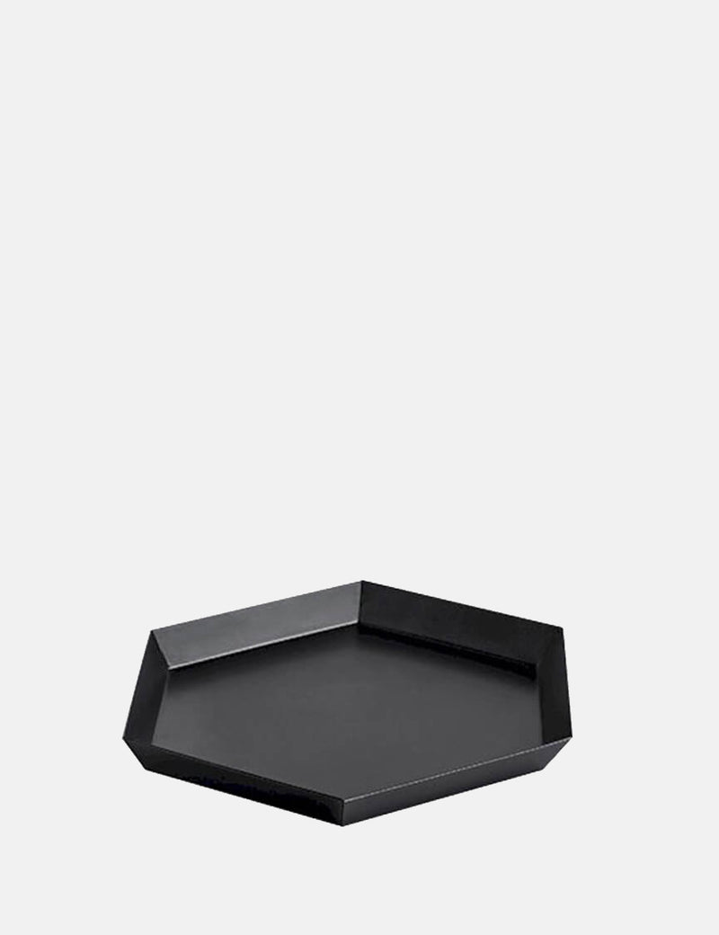 Hay Kaleido Tray (Small) - Black