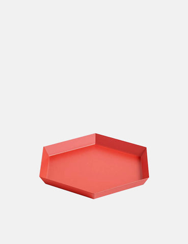 Hay Kaleido Tray Small - Red