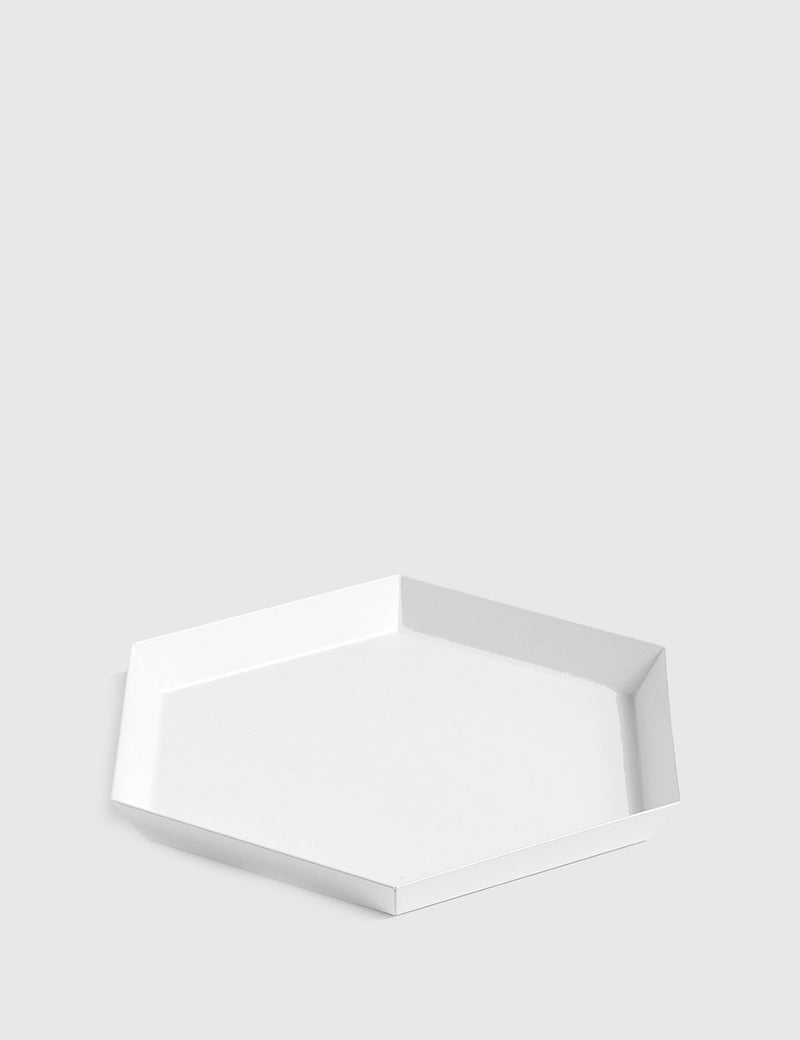 Hay Kaleido Tray Small - White