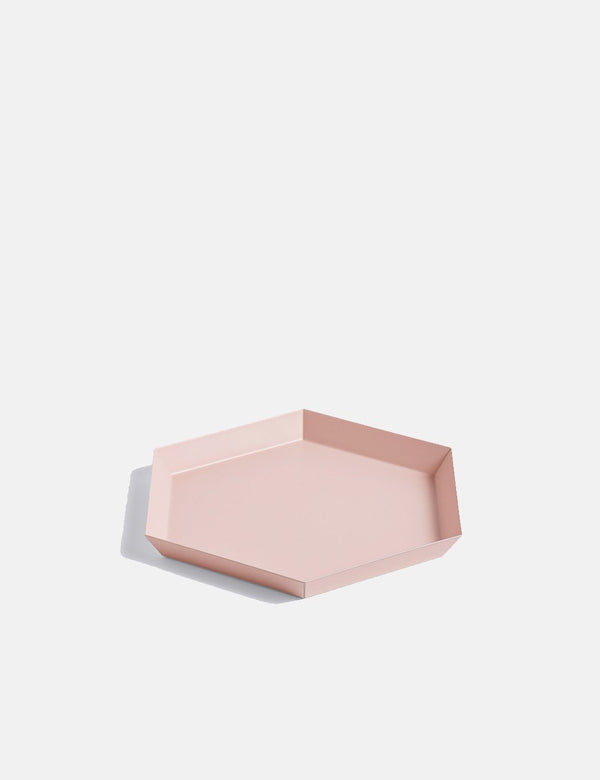 Hay Kaleido Tray Small - Pfirsich