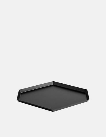 Hay Kaleido Tray (Large) - Black