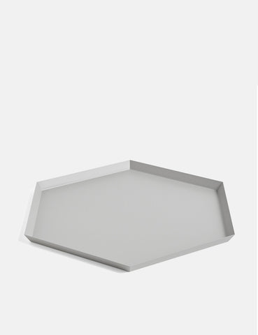 Hay Kaleido Tray (X-Large) - Grey