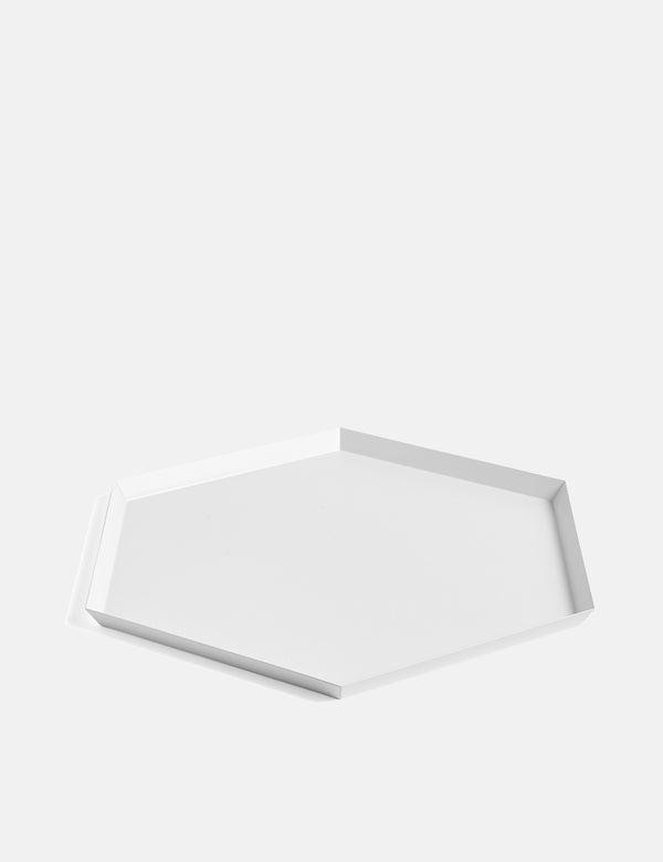 Hay Kaleido Tray (X-Large) - White
