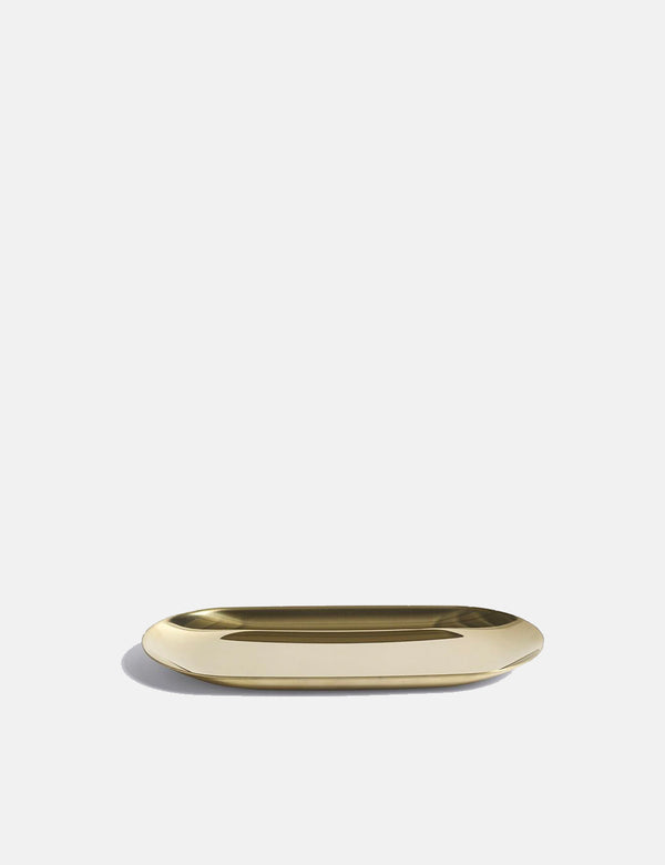 Hay Golden Tray (Small) - Gold