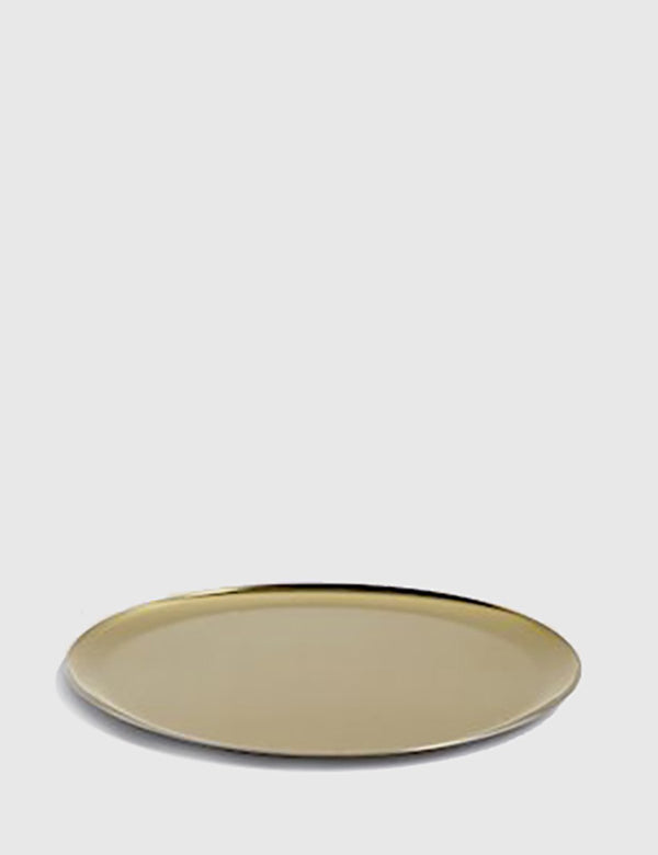 Hay Serving Tray - Golden