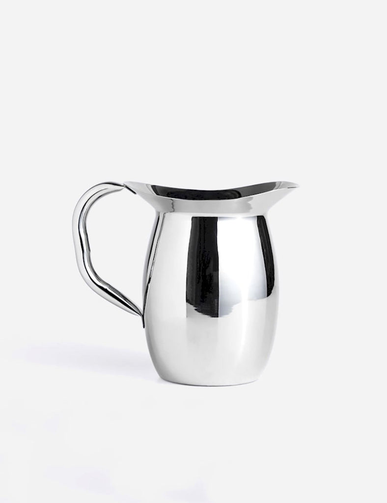 Hay Indian Pitcher - Stainless Steel