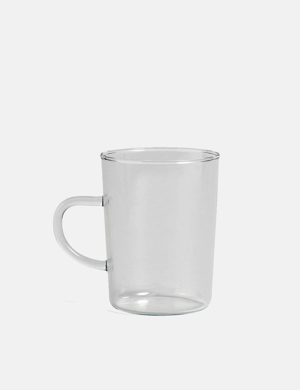 Hay Glass Tea Cup Small - Clear