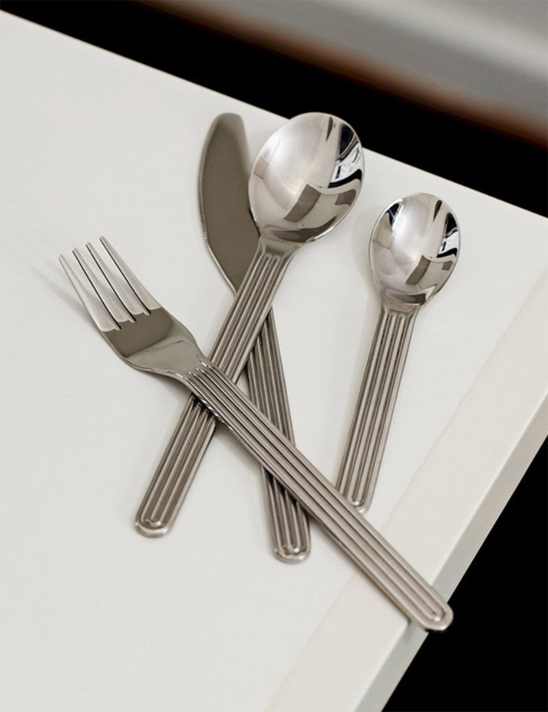 Hay Sunday Spoon (5 Piece Set) - Stainless Steel