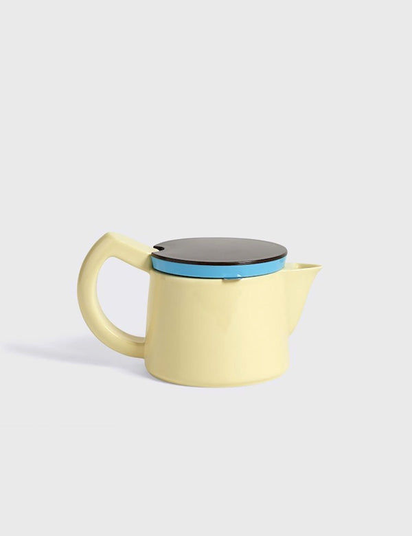 Hay Coffee Pot - Light Yellow