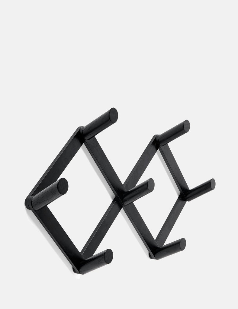 Hay Coat Rack - Black