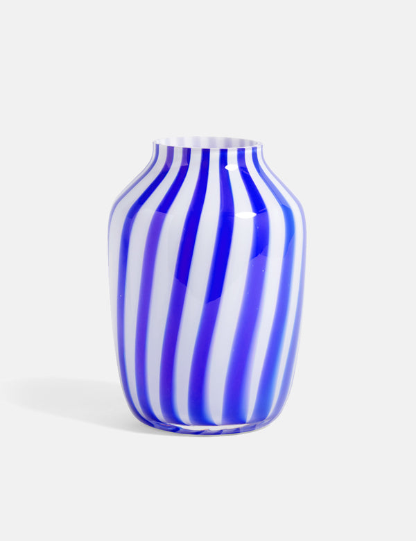 Hay Juice Vase (High) - Blue