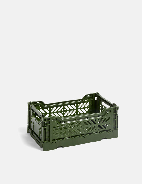 Hay Color Crate (klein) - Khaki