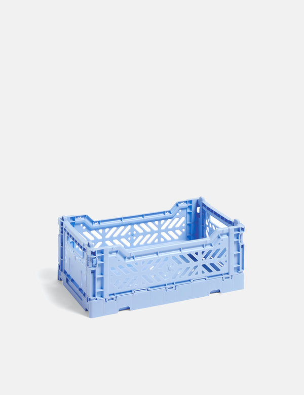 Hay Color Crate (klein) - Hellblau