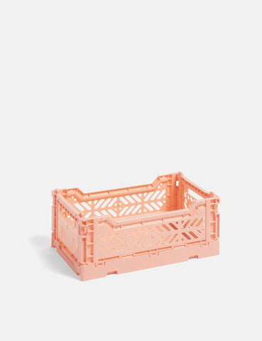 Hay Colour Crate (Small) - Salmon