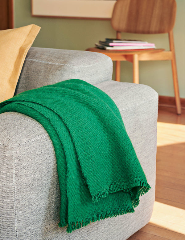 Hay Mono Blanket - Grass Green