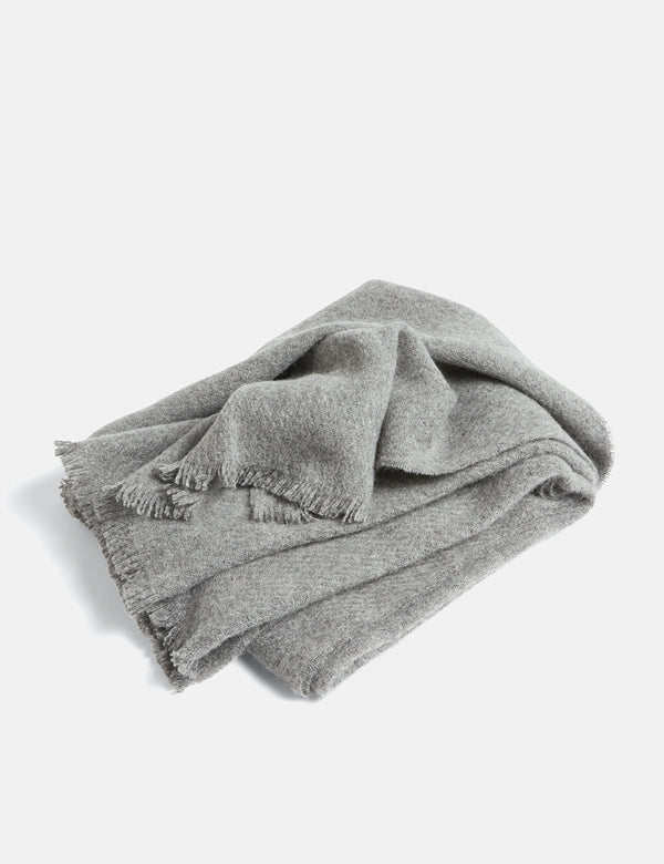 Hay Mono Blanket - Steel Grey