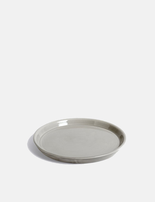 Hay Botanical Family Saucer Large - Light Grey