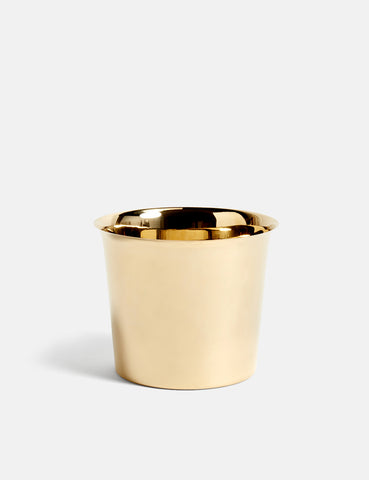 Hay Botanical Family Pot Large - Brass