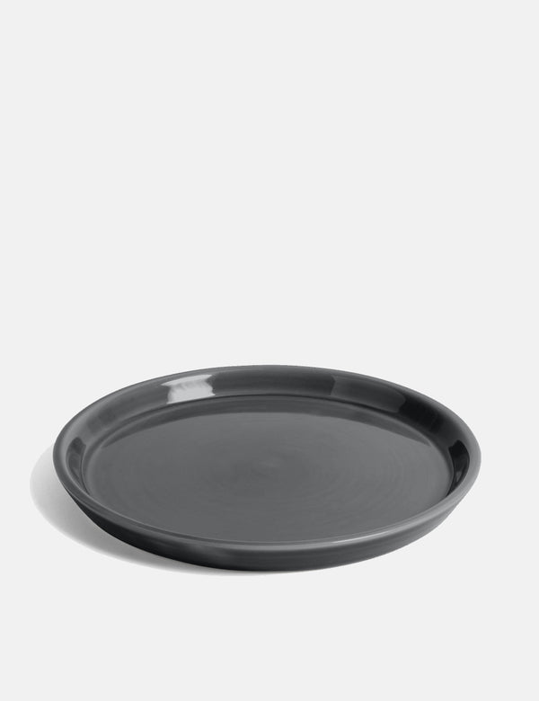 Hay Botanical Family Saucer (Large) - Anthracite
