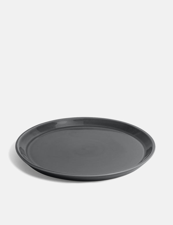 Hay Botanical Family Saucer (X-Large) - Anthracite